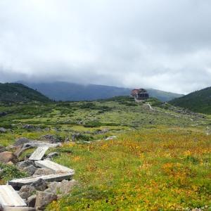 【テント泊登山④@雲ノ平と百名山4座を踏む】雲ノ平へのアクセスって、大変みたいです。無知って素晴らしい。