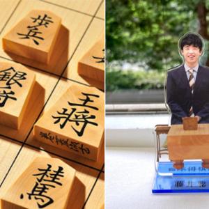 日本将棋連盟がジャニーズを参考に!藤井聡太2冠のアクスタを公式販売