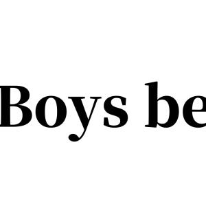 関西ジャニーズJr.に新ユニット『Boys be』が誕生!なにわ男子のLIVE内で明らかに