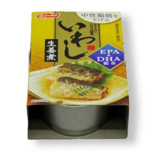 ニッスイEPA+ いわし生姜煮