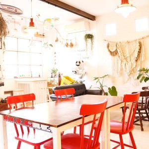 奈良でカフェなら―遊びゴコロ満載の「Labo Rusty(ラボラスティ)」―