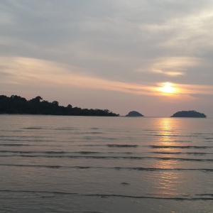 チャーン島(タイのリゾートアイランド)(タイ旅行)