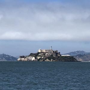 再開したサンフランシスコの観光の定番!アルカトラズ島に行ってみた!