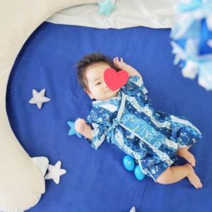 【Twitter発】赤ちゃん甚平祭り♡ロンパース・和柄・手作りが可愛い