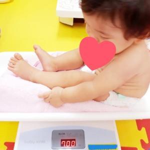 赤ちゃんの体重が増えない原因と対策!成長曲線下限と闘うママへ