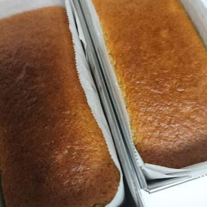 おからケーキ作りました