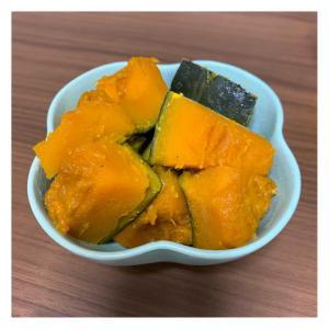 *かぼちゃの煮物*