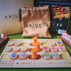 お酒の場に間違いなく似合うゲーム 一推し、KNIGHTS POKER を紹介したい!