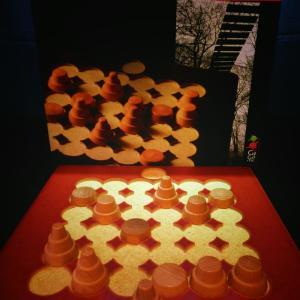 ボドゲ美術館おすすめレポ✿ ギュゲース / GYGES / 駒の所有権が変わる不思議なゲーム ✿ [GBA]