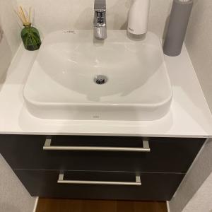 TOTOベッセルタイプ洗面台についてレビュー
