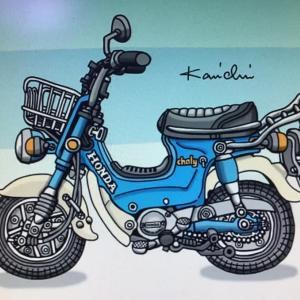 原付バイクの制限速度30㎞は守られない