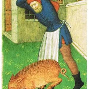 中世盛期の農村生活-中世盛期のヨーロッパと食(3)