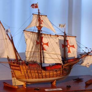 大航海時代の帆船-大航海時代のはじまりと食(3)