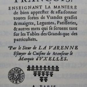 17世紀のフランス料理-フランスの大国化と食の革命(6)