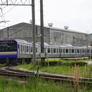 E235系1000番台 横須賀線 総合車両製作所新津事業所