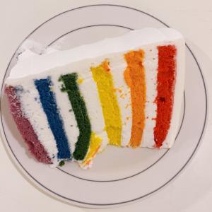 【仁川・江華島】おしゃれカフェならここ!レインボーケーキで有名なDORE DORE本店。