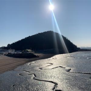 【済扶島・チェブド】海辺の散歩とカルグクスを楽しむ!