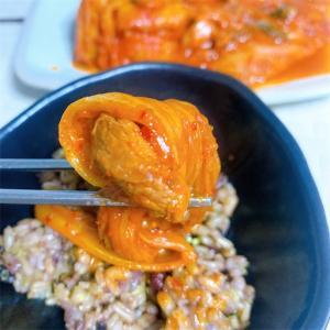 【韓国料理】煮るだけ!簡単キムチチム(豚肉のキムチ煮込み)レシピ!!