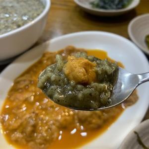 【済州島旅行】チェジュ島初日。ホテル到着と일통이반でウニを食べて大満足のスタート。