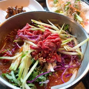 【韓国グルメ】ユッケ好きにおすすめ。韓国旅行でぜひ食べてほしい、ハヌムルフェ(한우물회)!