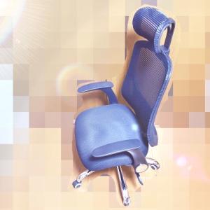 【Arcレビュー】在宅勤務で疲れない椅子!低価格で腰痛持ちにもオススメ!