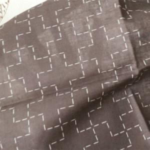 hidamari刺し子糸と刺し子クロス購入品紹介