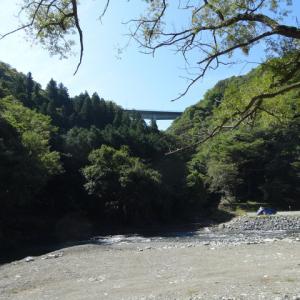 新戸キャンプ場(神奈川県) NO.7