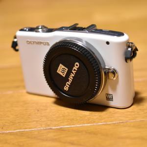 中古カメラ買ってみました!