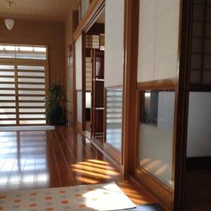 秋田の叔母の家