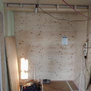 着工143~147日目 進むよ木工事6  階段施工開始