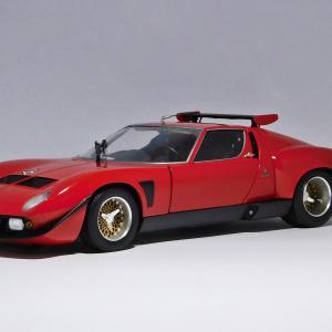 KYOSHO 1/18 Lamborghini Miura SVR