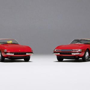 TLV-NEO フェラーリ365GTB4(前期型)/GTS4(後期型)