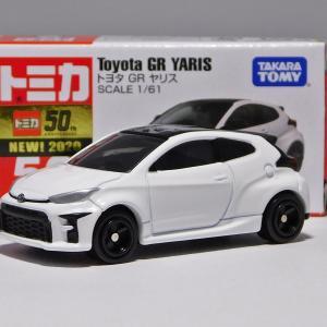 トミカ 1/61 トヨタGRヤリス