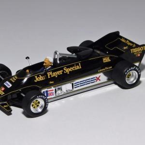 spark 1/43 Lotus 88 Presentation Car 1981