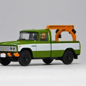 TLV 1/64 トヨタスタウト レッカー車