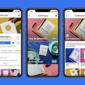 フェイスブックがバーチャルショッピングモールを立ち上げ、中小企業を支援するという。