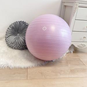 パステルカラーが可愛い♡2サイズ選べるバランスボール♡