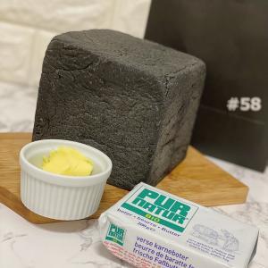 パンと発酵バターにハマる♡