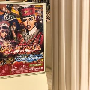 ジャニオタさんにオススメの宝塚!『GOD OF STARS -食聖-』/『Éclair Brillant』NHK BS Pにて今夜放送!