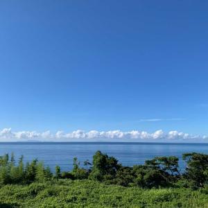 今日の海は澄んでいます。✳️