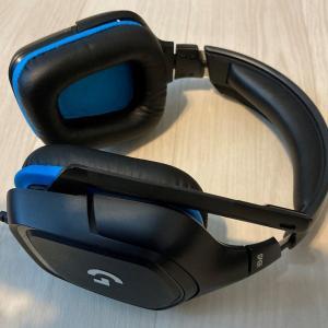 【レビュー】イコライザーで音質が激変 LOGICOOL G431 ゲーミングヘッドホン