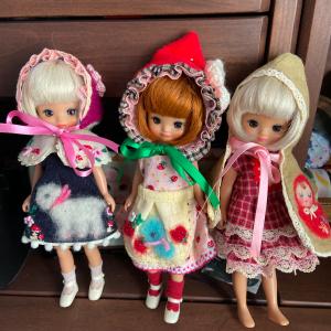 アメリカ生まれの可愛いお人形、ベッツィー