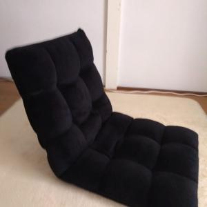 ニトリの長座布団カバーがアマゾンの座椅子にピッタリ!
