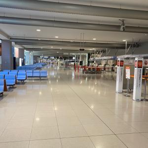 関西空港と安田記念…