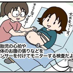 423.NST中に起こった異変?①【第二子妊娠後期⑬】
