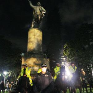 オーストラリア 抗議デモ(PROTEST) 再び