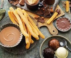 オーストラリア カフェ Chocolateria San Churro