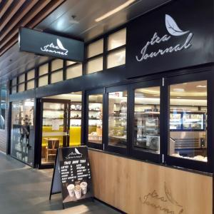 オーストラリア カフェでリラックス Tea Journal