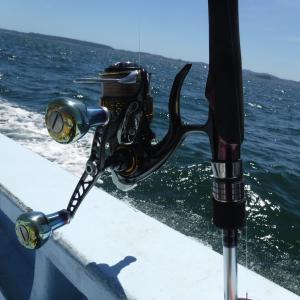 【レバーブレーキ(LBリール)のスピニングタイラバ 魚種ごとのフォールの使い分けについて】