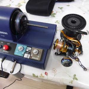 【ハピソン 電動ラインワインダー YF-800の使用感(インプレ)について(その2)】